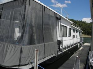Used Sumerset 14 X 58 Houseboat House Boat For Sale