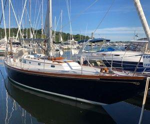 Used Hinckley Bermuda 40 Mkiii Sloop Cruiser Sailboat For Sale