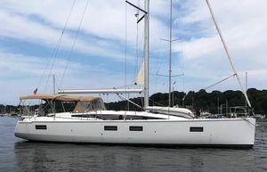 Used Jeanneau 54 Cruiser Sailboat For Sale