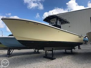 Used Parker Marine 2801 Center Console Fishing Boat For Sale