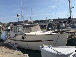 Used Maple Bay 27 Trawler Commercial Boat For Sale