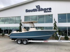 New Grady-White 216 Fisherman Center Console Fishing Boat For Sale