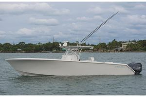 Used Seahunter Tournament 39 Center Console Fishing Boat For Sale