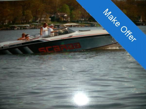 Used Scarab 30 II High Performance Boat For Sale