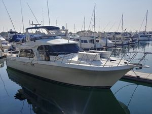 Used Navigator 56 Flybridge Boat For Sale