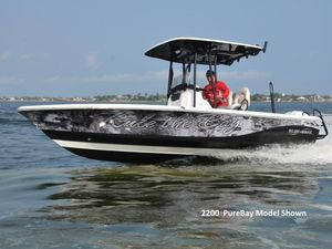 New Blue Wave 2200 SL2200 SL Center Console Fishing Boat For Sale