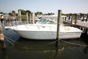Used Rampage 30 Express Saltwater Fishing Boat For Sale