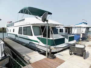 Used Fun Country 56 House Boat For Sale
