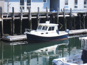 Used Eastern 248 Islander Downeast Fishing Boat For Sale