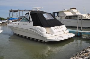 Used Sea Ray 410 EC Express Cruiser Boat For Sale