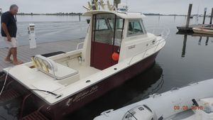 Used Bluefin 23 Cuddy Cabin Boat For Sale
