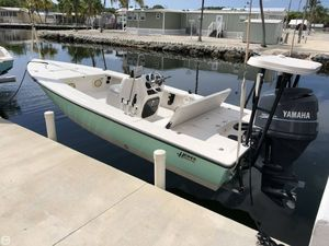 Used Hewes Redfisher Flats Fishing Boat For Sale