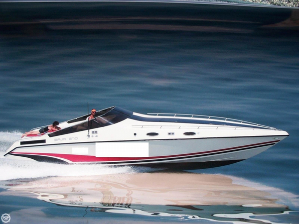 Used Baja 370 High Performance Boat For Sale