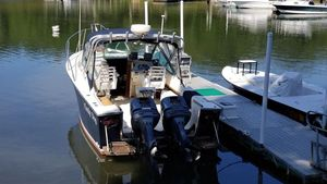 Used Northcoast Yachts 24 Sports Fishing Boat For Sale
