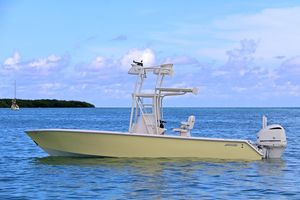 Used Jupiter 25 Bay Center Console Fishing Boat For Sale
