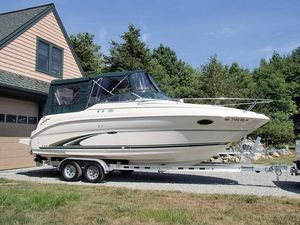 Used Sea Ray 245 Cruiser Boat For Sale