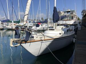 Used Pearson Alberg 35 Cruiser Sailboat For Sale