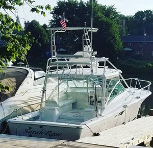 Used Luhrs 360 SX Sports Fishing Boat For Sale