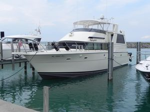 Used Hatteras 52 Cockpit Motor Yacht Motor Yacht For Sale
