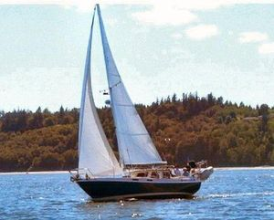 Used Gulf Motorsailer Sailboat For Sale