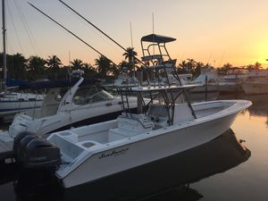 Used Seahunter 37 Center Console Fishing Boat For Sale