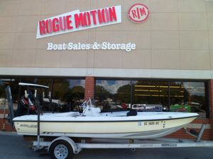 Used Action Craft 1890 Saltwater Fishing Boat For Sale