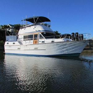 Used Albin Palm Beach 37 Trawler Boat For Sale