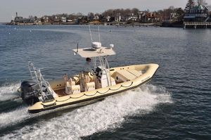 Used Ribcraft 7.8 Commercial Boat For Sale