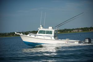 New Steiger Craft 31 Miami Center Console Fishing Boat For Sale