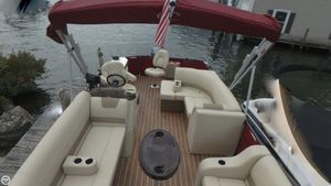 Used Crest I 200 SF Pontoon Boat For Sale