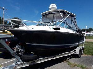 Used Silverhawk 24 Walkaround Fishing Boat For Sale