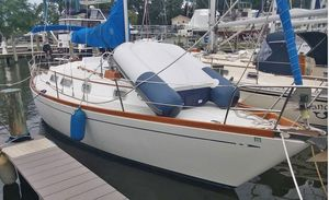 Used Bristol 33 Cruiser Sailboat For Sale