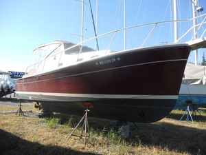 Used Mainship Rum Runner Downeast Fishing Boat For Sale