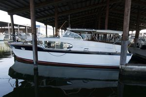 Used Chris-Craft 37' Wooden Cruiser Express Cruiser Boat For Sale