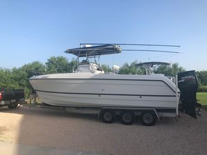 Used Glacier Bay Canyon Runner 260 Center Console Fishing Boat For Sale
