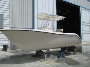Used Cobia 220 Center Console Fishing Boat For Sale
