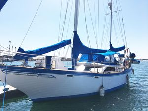 Used Hardin 44 Center Cockpit Sailboat For Sale
