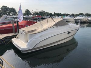 Used Crownline 250 Cuddy Cabin Boat For Sale