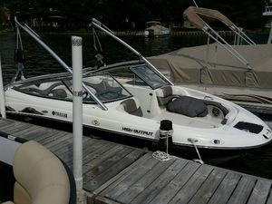 Used Yamaha Boats 212 X High Performance Boat For Sale