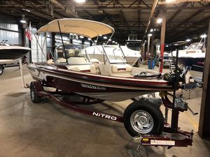 Used Nitro Z-7sport Saltwater Fishing Boat For Sale