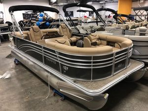 New Harris Flotebote 200sun/cwdh Pontoon Boat For Sale