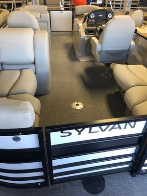 New Sylvan 8520miragelz Motor Yacht For Sale