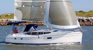Used Marlow-Hunter 36 Sloop Cruiser Sailboat For Sale