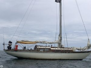 Used Cheoy Lee Luders 36 Racer and Cruiser Sailboat For Sale