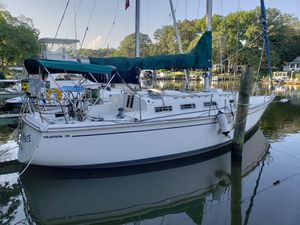 Used Pearson 36-2 Cruiser Sailboat For Sale