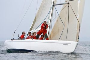 Used Custom 8 Metre Racer and Cruiser Sailboat For Sale