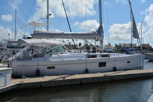 Used Hanse 455 Cruiser Sailboat For Sale