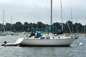 Used Bristol 35.5 Full Keel Cruiser Sailboat For Sale