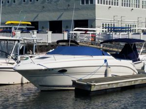 Used Sea Ray 245 Weekender Cruiser Boat For Sale