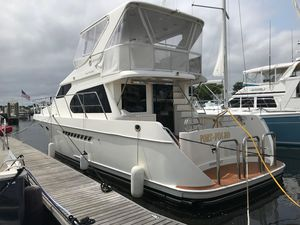 Used Ocean Alexander 52 Sedan Motor Yacht For Sale